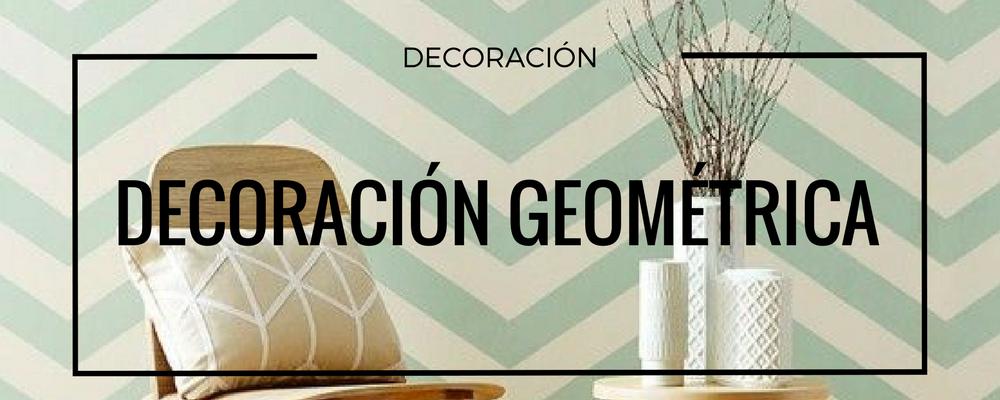 decoracion geometrica