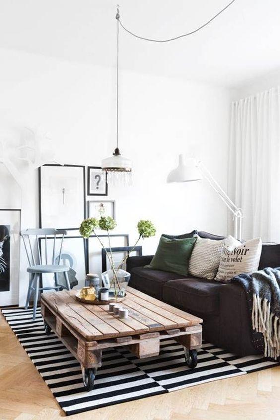 mueble auxiliar palet