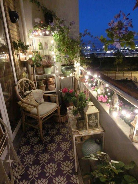 decoracion terrazas ilumina tu terraza