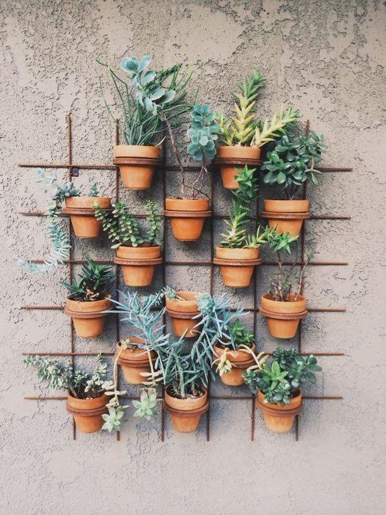 decorar terrazas plantas y flores