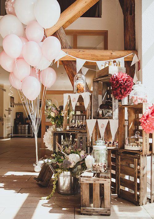 Cajas de madera para bodas