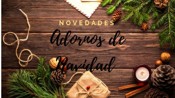 adornos navidad en madera