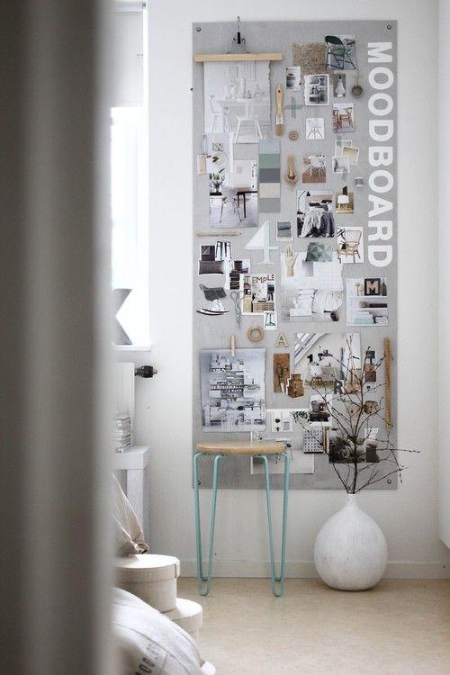 decorar con moodboard