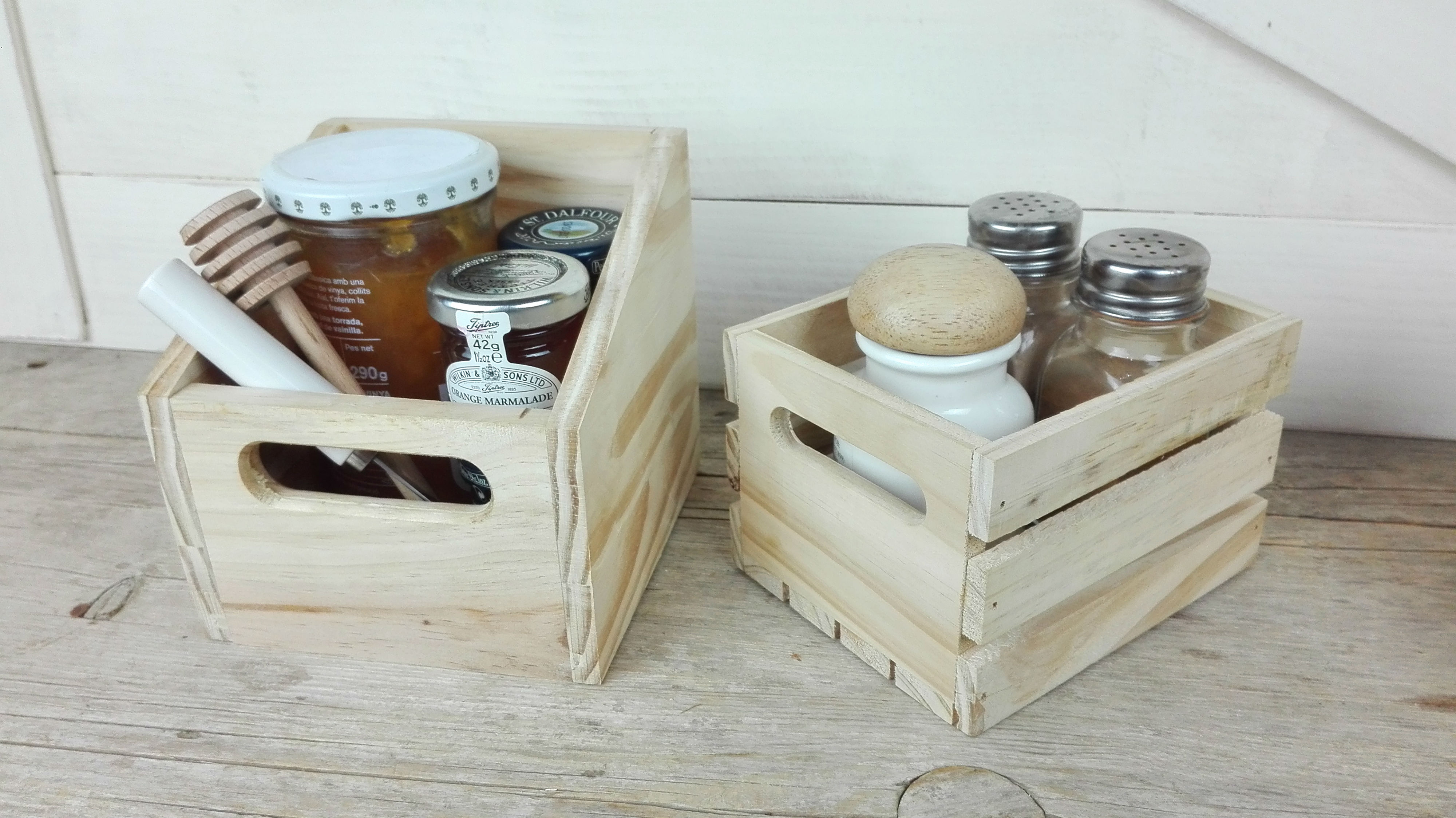 cajas madera hosteleria