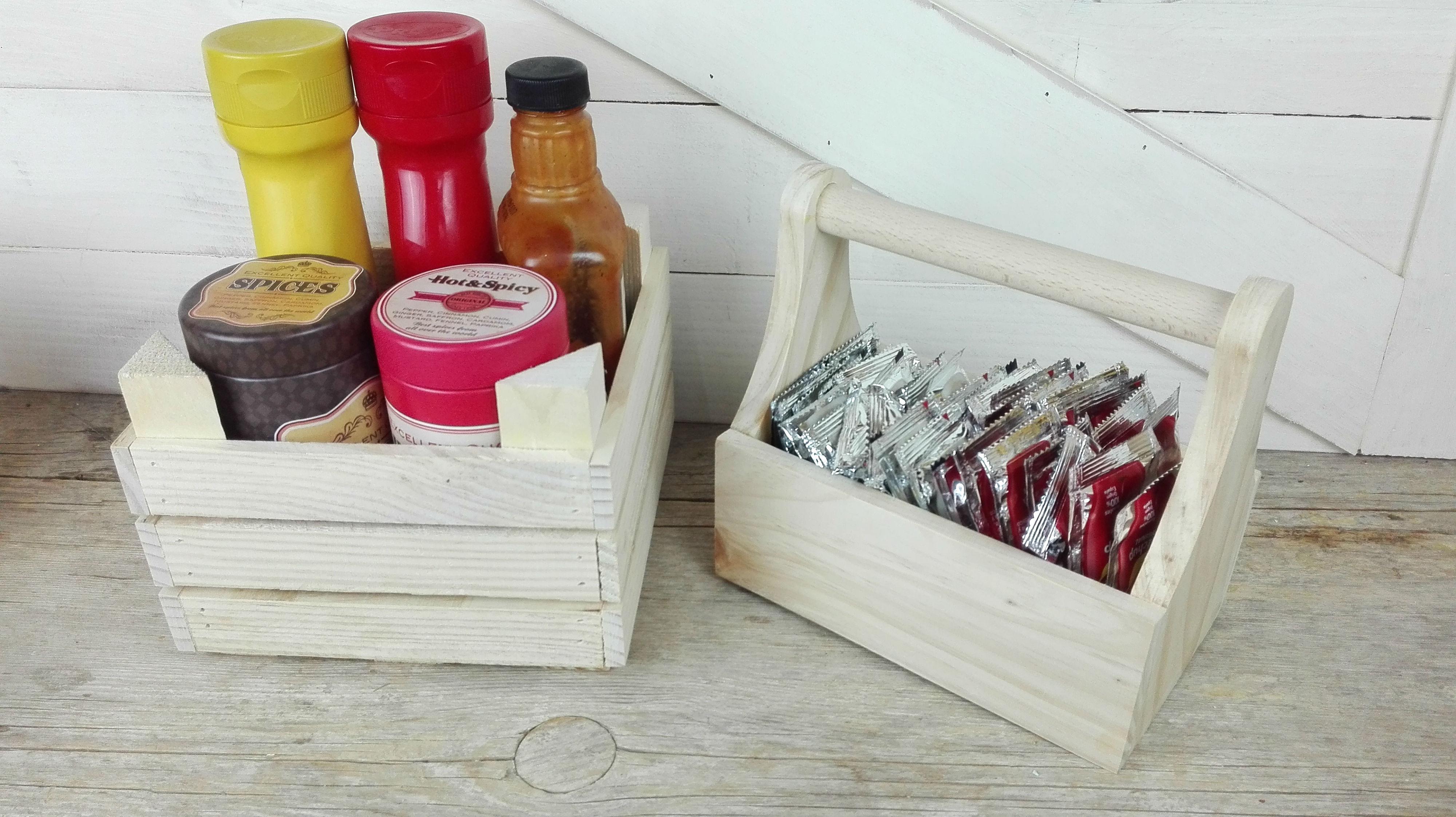 cajas madera hosteleria salsas