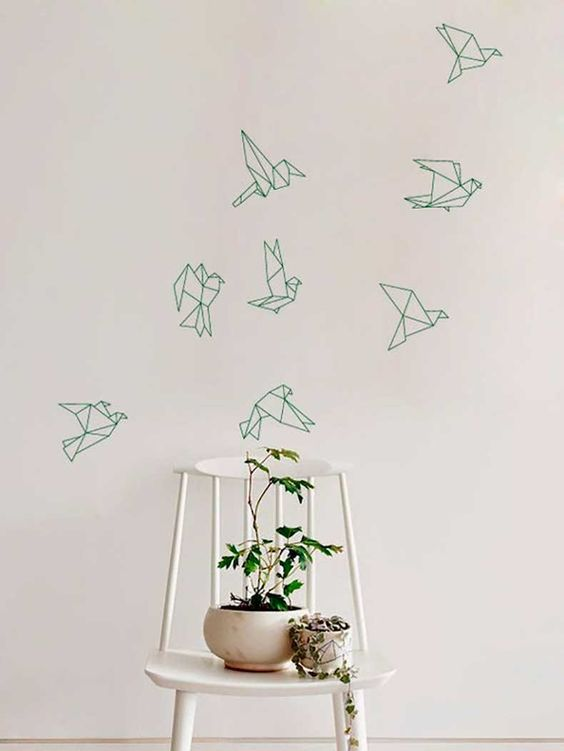 decorar con animales