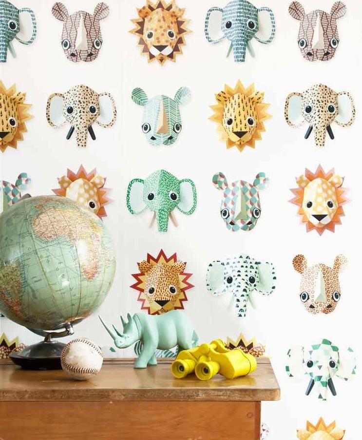 decorar con animales