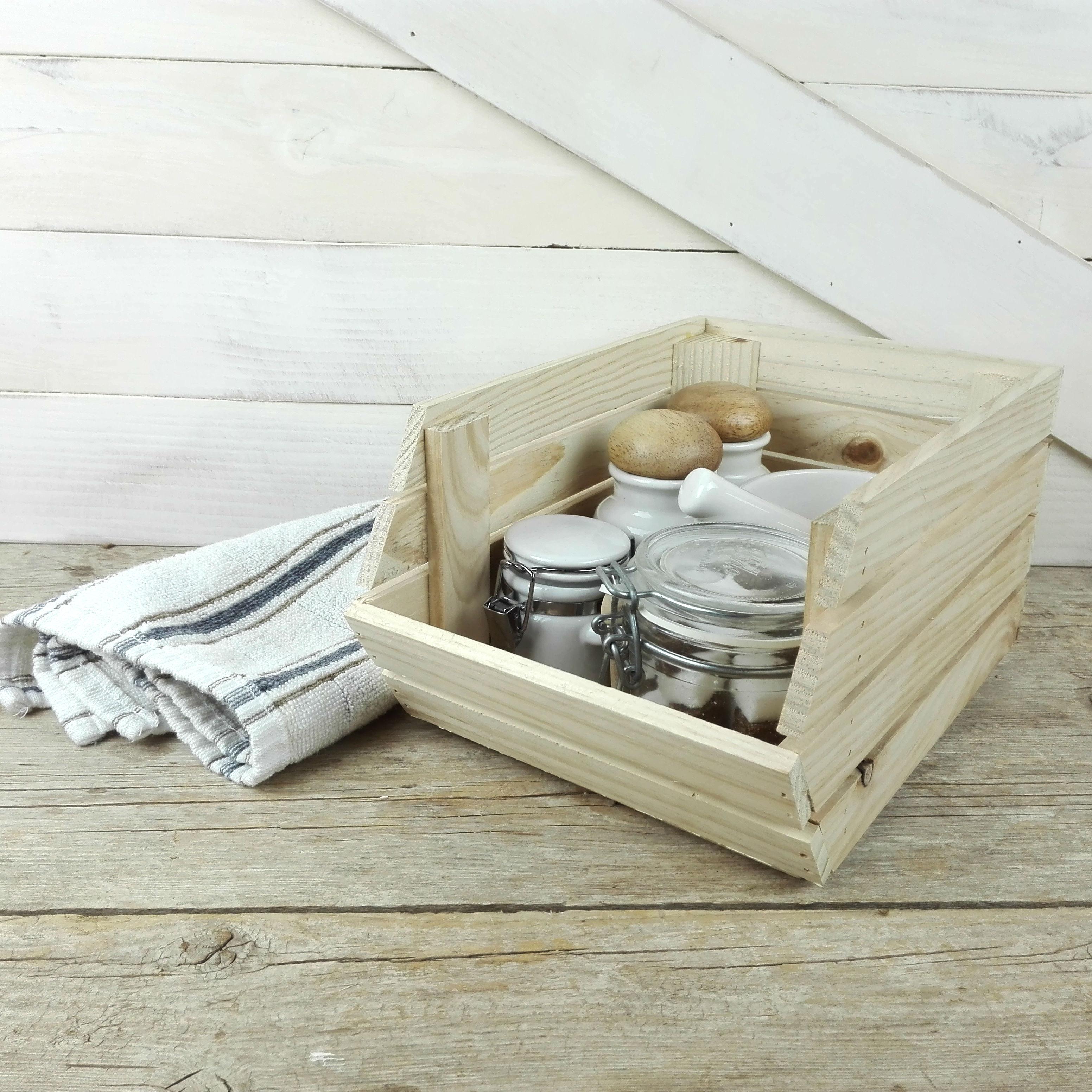 gaveta de madera